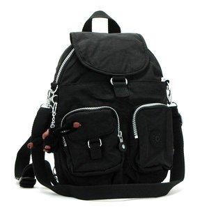 【新品】 キプリング BLACK kipling FIREFLY BASIC バッグパック バッグ BASIC K13108 FIREFLY N BLACK BK, デジタルランド:6a071dbf --- otto-seeling-schule-fuerth.de