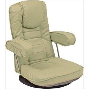 ファッションなデザイン 座椅子 LZ-1081LGY LZ-1081LGY (き)【送料無料 座椅子】【送料無料】体に添う形設計で、360°回転、肘の跳ね上げなど機能的に優れた、座り心地バツグンの14段階リクライニングチェアです。, めいくまん:bbb270f7 --- abizad.eu.org