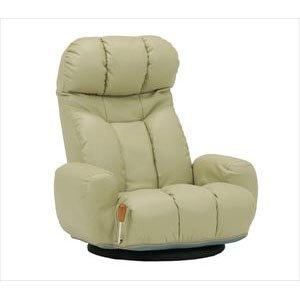 限定版 座椅子 LZ-4271LGY LZ-4271LGY (き)【送料無料】【送料無料】高級感漂うソフトレザーのリクライニング座椅子。座面にはポケットコイル 座椅子、手元で操作できる無段階リクライニング機能付き, 東吉野村:e916e544 --- ahead.rise-of-the-knights.de