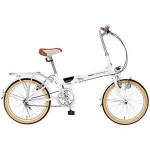 【お取り寄せ】 MyPallas/マイパラス M-240-W 20型 折畳ミニベロ (ホワイト)/小径自転車 (ホワイト) (き)※沖縄・離島配送 20型【送料無料】【送料無料】パーフェクトスタイルのお洒落な折畳自転車!, 照明ランド:cfa5bc0d --- extremeti.com