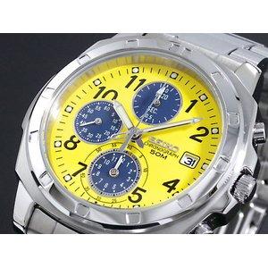 良質  セイコー SEIKO 腕時計 時計 クロノグラフ メンズ SND409P1【送料無料】, グレーチングの宝機材 082f82a1