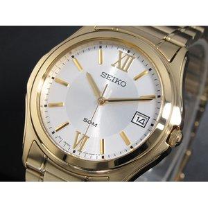 ブランド品専門の セイコー 時計 SEIKO 腕時計 メンズ 時計 セイコー メンズ ゴールド SGEF24P1【ラッピング無料】, きもの館 創美苑:4add01ed --- blog.iobimboverona.it