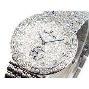 『1年保証』 ロマネッティ ROMANETTE メンズ 腕時計 RE-3517M-3【送料無料】, オオミシマチョウ 68c50da6
