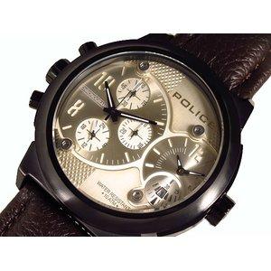 『5年保証』 ポリス POLICE 腕時計 バイパー メンズ PL.12739JSB/11【送料無料】, 鹿沼市 d89fc60f
