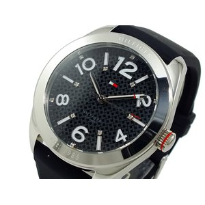 新規購入 トミー ヒルフィガー 時計 TOMMY TOMMY HILFIGER 腕時計 時計 レディース 腕時計 1781257 ブラック, トレハン:687750e4 --- 5613dcaibao.eu.org