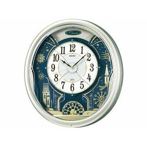 最新入荷 セイコー セイコー SEIKO からくり時計 SEIKO 掛け時計 電波時計 掛け時計 RE561HH2【送料無料】【送料無料】, パーツハウス:dc60cf5e --- edneyvillefire.com
