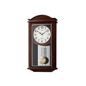 【格安SALEスタート】 シチズン CITIZEN リズム時計製 電波掛け時計 セントルイスR 4MNA05RH06【送料無料】, キノサキチョウ ba002823