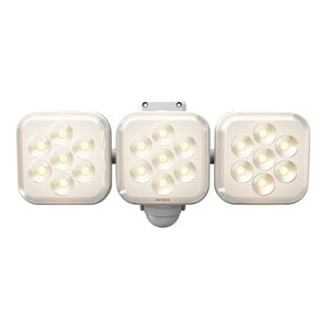 激安価格の ムサシ 8W×3灯 フリーアーム式 8W×3灯 LED コンセント式 センサーライト 電球色 ムサシ LED-AC3025 コンセント式 2250ルーメン ハロゲン450W相当() ムサシ 8W×3灯 フリーアーム式 LED センサーライト 電球色 LED-AC3025 コンセント式 2250ルーメン ハロゲン450W相当 常夜灯モード 防雨タイプ 屋内 屋外, パールネックレス Urbano:764695da --- artemechanix.com