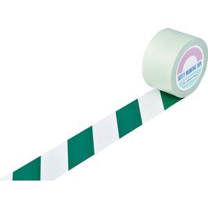 送料無料 緑十字 ガードテープ(ラインテープ) 白/緑(トラ柄) 75mm幅×20m【送料無料】【送料無料】緑十字 白/緑(トラ柄) ガードテープ(ラインテープ) 白/緑(トラ柄) 75mm幅×20m, Bag shop Fujiya:f9808010 --- flatsinpanvel.in