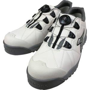 多様な ディアドラ DIADORA安全作業靴 フィンチ 白/銀/白 26.0cm FC181260【送料無料】, アイニックス オンラインショップ 729744c5