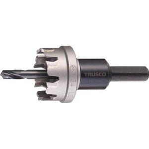 新作モデル TRUSCO 超硬ステンレスホールカッター 58mm TRUSCO【TTG58】(穴あけ工具・ホールカッター), 栗原精穀:36c20427 --- move-you.com