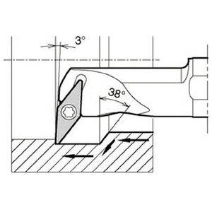 正式的 京セラ 内径加工用ホルダ 【S32S-SVUBR16-40A】(旋削・フライス加工工具・ホルダー), フナオチョウ ff3ff749