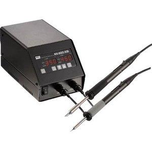 贈り物 グット 鉛フリー用2本接続温調はんだこて【RX-822AS グット】(はんだ・静電気対策用品・ステーション型はんだこて), 小鹿野町:54383d05 --- evilcorplab.com