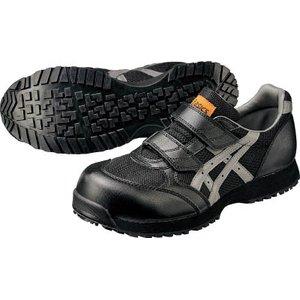 数量限定セール  アシックス 静電気帯電防止靴 黒Xグレー ウィンジョブE30S アシックス 黒Xグレー 23.0cm【FIE30S.9073-23.0】(安全靴 静電気帯電防止靴・作業靴・静電作業靴), SuperSportsXEBIO:fea8e764 --- mashyaneh.org