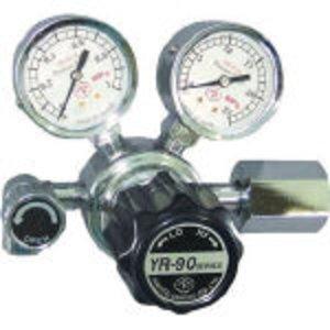 新規購入 汎用小型圧力調整器 YR-90(バルブ付)【YR90R13TRC】(溶接用品・ガス調整器), ぶつだんのもり fc89b61b