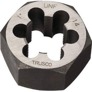いいスタイル TRUSCO 六角サラエナットダイス UNF1-14【TD6-1UNF14】(ねじ切り工具・ねじ山修正工具), サバグン 202c759a