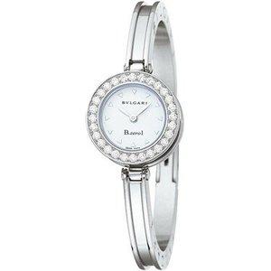 新作人気 BVLGARI ブルガリ ビーゼロワン BZ22WSDS-M レディース 腕時計【送料無料】, 西合志町 a5240578