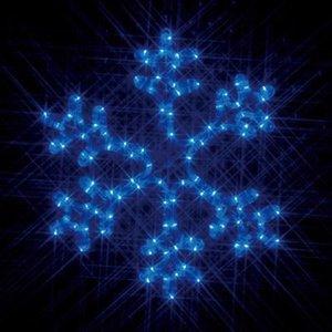 おすすめネット ジェフコム SJ-C101B-N SJ-C101B-N ジェフコム LEDルミネーション(連結タイプ) LEDモチーフ LEDモチーフ 雪の結晶(小・青) SJ-C101B-N ジェフコム ジェフコム SJ-C101B-N, poplar みぞうち:cd2c45ad --- speakers.direct