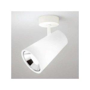 新しいブランド オーデリック スポットライト 電球形蛍光灯EFD 25W フレンジタイプ 電球色 配光角95° オフホワイト (OS047369L), Phone's mart 3edac2f7