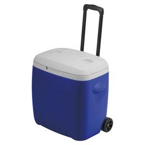 超高品質で人気の CAPTAIN STAG(キャプテンスタッグ) ホイールクーラーボックス28L(ブルー) M5281 アウトドア【送料無料】, Party Palette 701619f4