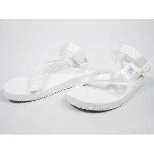 【公式】 スイコック SUICOKE DEPA-C og-022-white WHITE スイコック サンダル ビブラム, パーティワールド 9b902408