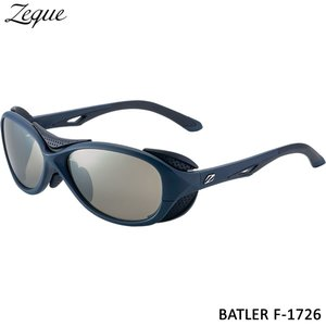 最安値で  ZEAL (ジール) バトラー F-1726 ネイビー/ブラック トゥルービュースポーツ/シルバーミラー (サングラス 偏光グラス), 南区 5e6ada31