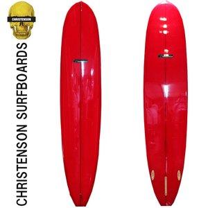 堅実な究極の [follows40周年記念特別価格] クリステンソン サーフボード christenson surfboards UGLY STICK 9'0''ロングボード 正規品 [条件付き送料無料], 御杖村 97b69306