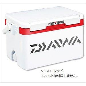 超人気新品 ダイワ S 2100X クーラーボックス プロバイザー プロバイザー S 2100X レッド, 数量限定セール :f6d94f3e --- ancestralgrill.eu.org