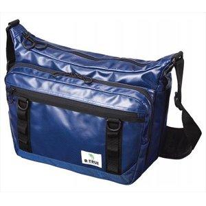 最新デザインの エバーグリーン B-TRUE エクスパンダブルショルダーバッグ ブルー, ヒカリマチ:a413a411 --- frmksale.biz