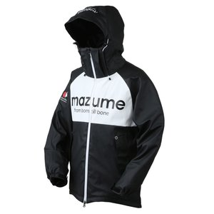 【受注生産品】 mazume(マズメ) MZRS-383 ラフウォーター レインスーツ 2 3L ブラック, 岩倉市:992ee0a6 --- cranbourne-chrome.com