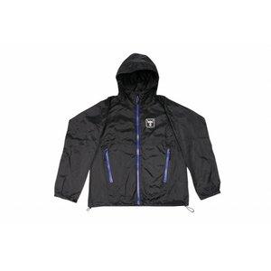 【超歓迎】 ジャッカル ライトジャケット S ブラック, 生地のラバンシュ 7b23967d