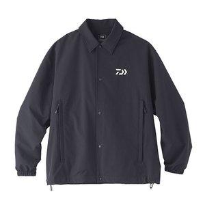 正式的 ダイワ DJ-35020 撥水 コーチジャケット ブラック L, REALSPEED 8c829912