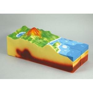 当店の記念日 008902 火山模型(き), ASH-LIFE b43a09e9