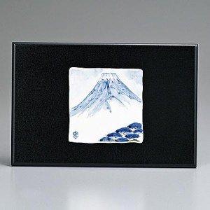 超熱 九谷焼 富士山 陶額 陶額 富士山 AP2-1401(き) 九谷焼 お部屋のアクセントに最適です。, インテリアショップ ファイン:3dcfccf4 --- mikrotik.smkn1talaga.sch.id