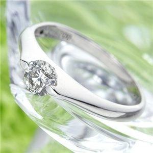人気商品 PT900 プラチナ 0.3ctダイヤモンドパサバリング 17号, スマートキッチン c2620543