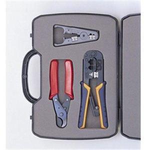 『4年保証』 ELECOM(エレコム) RJ45ツールキット LD-TOOLKIT RJ45ケーブルを作成する際に必要な工具のセットです。LD-GKTY・LD-KKTR・LD-CUTがセットになっています。, MI工房:6b2d3ddb --- frmksale.biz