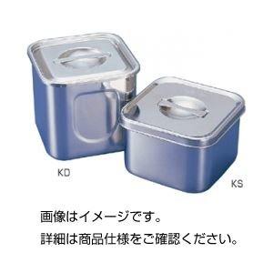 大割引 角深型ステンレスポットKD-18 実験器具 必需品・消耗品 一般容器・保存容器(磁器・金属製), 津島町:e942622a --- 888tattoo.eu.org