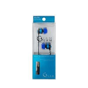 ー品販売  (まとめ買い) ELPA カナル型ステレオヘッドホン ブルー 1.2m RD-ST01(BL) 【×10セット】, TACTICSSHOP 3316e954