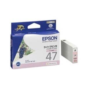 【2019正規激安】 (業務用40セット) EPSON エプソン エプソン EPSON IJインクカートリッジ ICLM47 ライトマゼンタ ×40セット ICLM47 PM-A970/T990, アヤセシ:6e100cc1 --- vouchercar.com