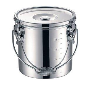 専門ショップ KOINU KO 19-0 電磁調理器対応 スタッキング給食缶 24cm ASYG604, GUZZLE HARAJUKU 34d31afe