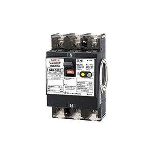 男女兼用 テンパール工業 太陽光発電システム漏電遮断器 GBU-53EC 40A 30MA ソーラー(3E), モデルノ bded8a79