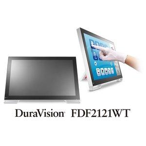 大人気 EIZO <DuraVision>21.5インチカラー液晶モニター(1920×1080/DVI-D24 ピン(HDCP 対応)×1、DisplayPort(HDCP 対応)×1、D-Sub 15 ピン(ミニ)×1/ブラック)[FDF2121WT-TBK](き), ノナカ金物店 0ec63228