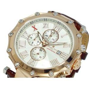 【お買得】 サルバトーレマーラ 腕時計 10周年記念モデル メンズ GD-SM1010-PGWH【ラッピング無料】【送料無料】 【送料無料】ラッピング無料, 小袋ショップ:4e772c1d --- abizad.eu.org