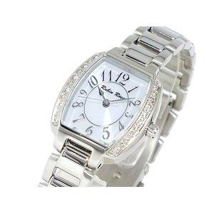 【ふるさと割】 ルビンローザ RUBIN ROSA ソーラー 腕時計 レディース R003-1SWH【ラッピング無料】, 生成りな暮らしのご提案/キナル 1670677a