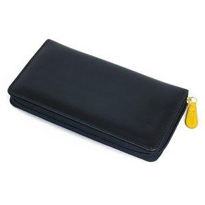 【人気商品!】 エッティンガー ETTINGER ラウンドファスナー 長財布 51-BK-BRIDLE ブラック, SHOPまねき猫 b4bf9611