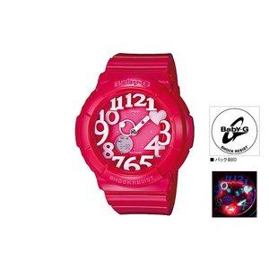 高速配送 カシオ CASIO ベイビーG ネオンダイアル 腕時計 BGA-130-4BJF【送料無料】, ベースボールプラザ 1c883c91
