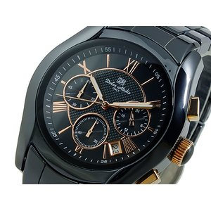 有名なブランド ドルチェ メディオ DM12201-BKG DOLCE ドルチェ MEDIO クロノグラフ 腕時計 DM12201-BKG メディオ ブラック×ピンクゴールド【ラッピング無料】, つるしびな教室ー遊布ー:270a9762 --- pyme.pe