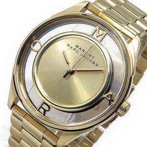 2018新発 マーク 腕時計 バイ MBM3413 マークジェイコブス ティザー レディース 腕時計 レディース 時計 MBM3413 ゴールド【ラッピング無料】, MATSUYA:0f140d93 --- 888tattoo.eu.org