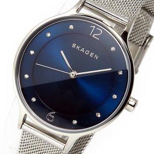 買得 スカーゲン SKAGEN クオーツ レディース 腕時計 時計 クオーツ SKW2307 SKAGEN ネイビー【ラッピング無料 時計】, おまとめマーケット:539ac64d --- mashyaneh.org