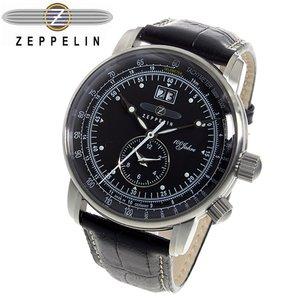 正規通販 ツェッペリン 100周年 記念モデル LZ1 クオーツ メンズ 腕時計 腕時計 時計 7640-2 時計 7640-2 ブラック【ラッピング無料】, 京都屋質店:22dc2b3a --- ancestralgrill.eu.org
